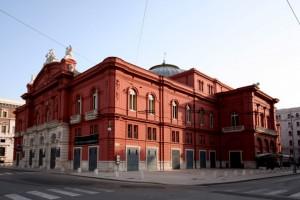 The international grandeur of Bari's Teatro Petruzzelli